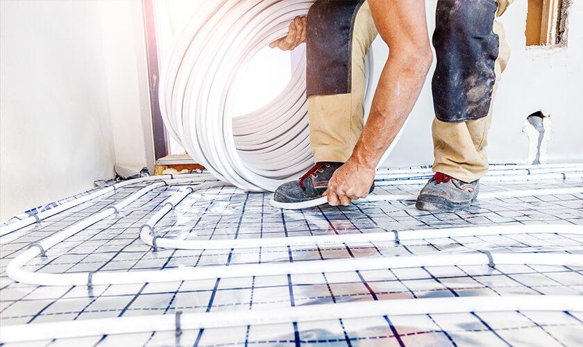 Heizungen und Heizungsanlagen sowie Fußbodenheizungen in Cottbus
